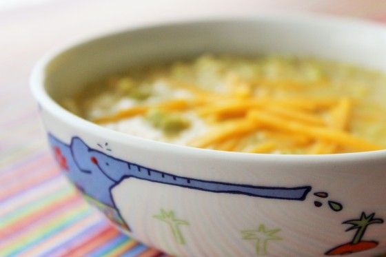 broccoli cheddar soup 3