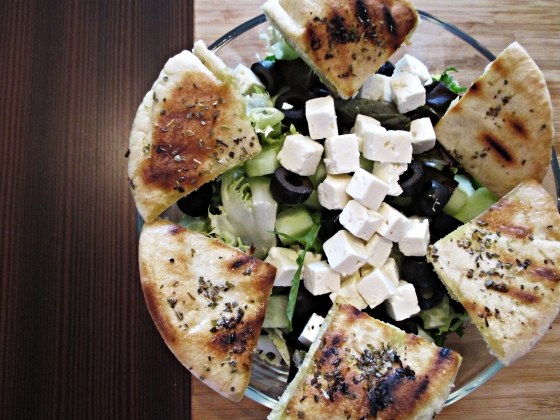 Greek Salad 5